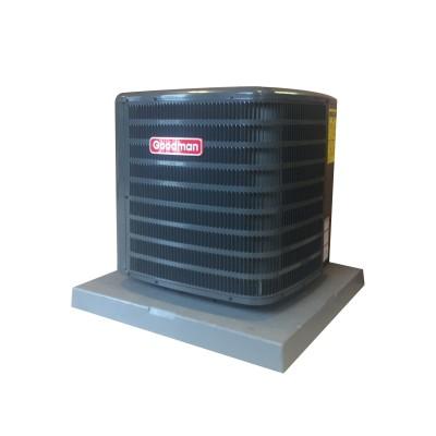 goodman condenser. goodman 4 ton 14seer heat pump air conditioner condenser mod: gsz140481 goodman condenser e
