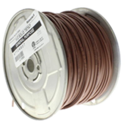 HONEYWELL THERM WIRE Cable. 500ft-18/2 Solid CLS(PVC)