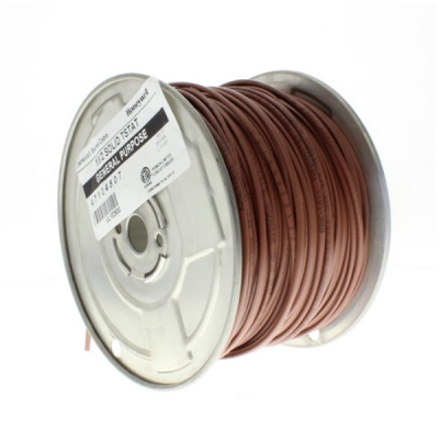 HONEYWELL THERM WIRE Cable 250ft-18/6 Solid CL2 (PVC)